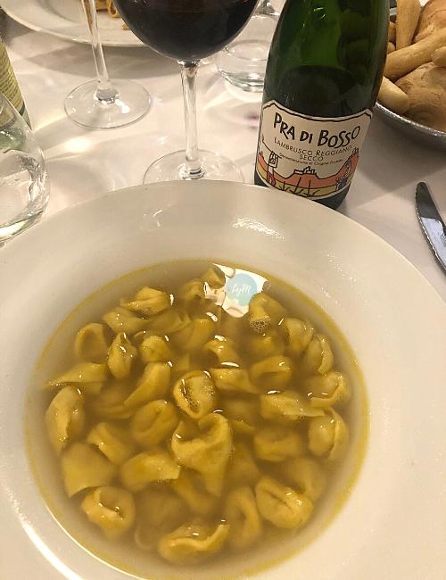 Donde comer en Bolonia