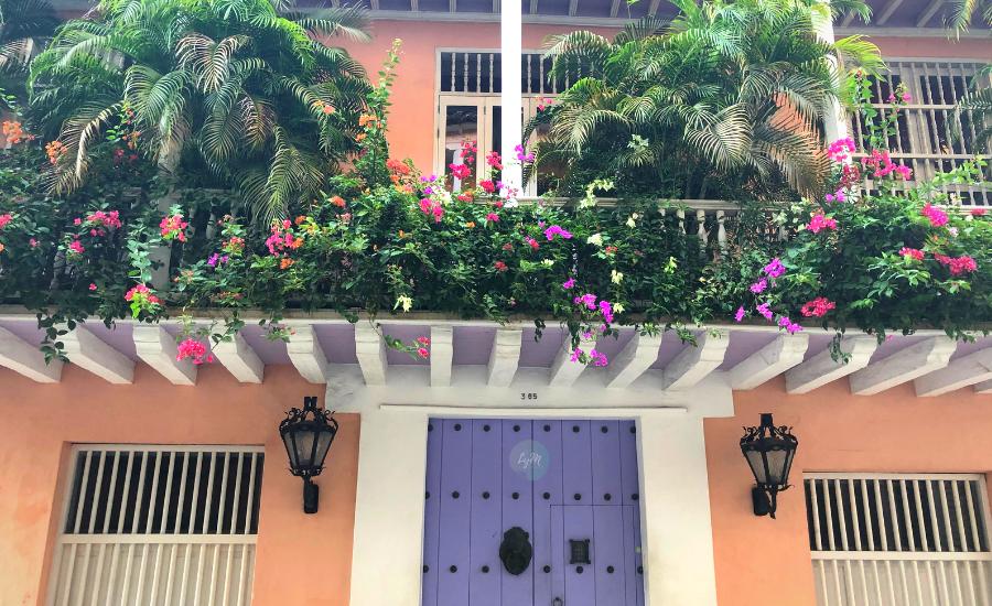 balcon cartagena de indias
