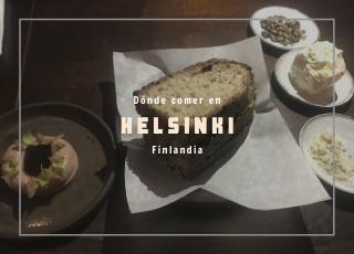 donde comer en helsinki