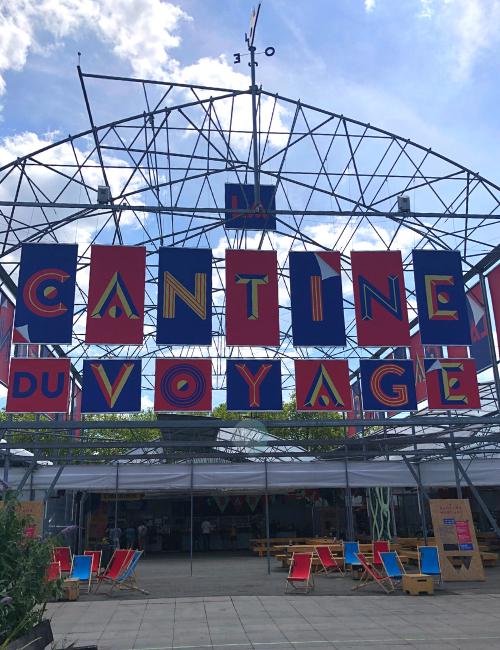 un verano en Nantes con La Cantine