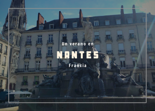 un verano en Nantes