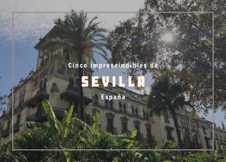 imprescindibles de Sevilla