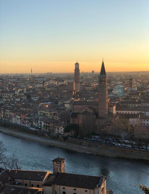 qué hacer en Verona