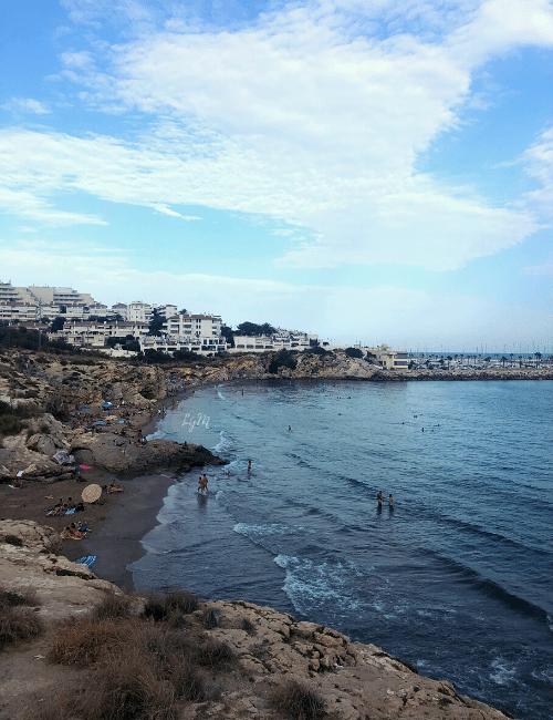 playa des Balmins