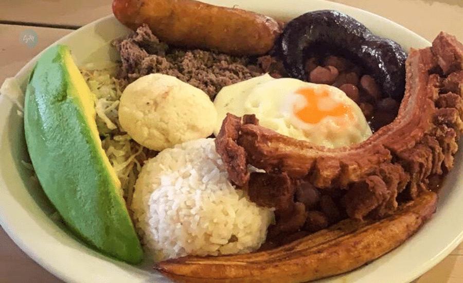que comer en Medellín