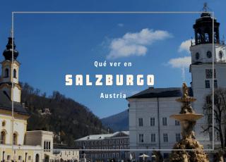 qué ver en Salzburgo