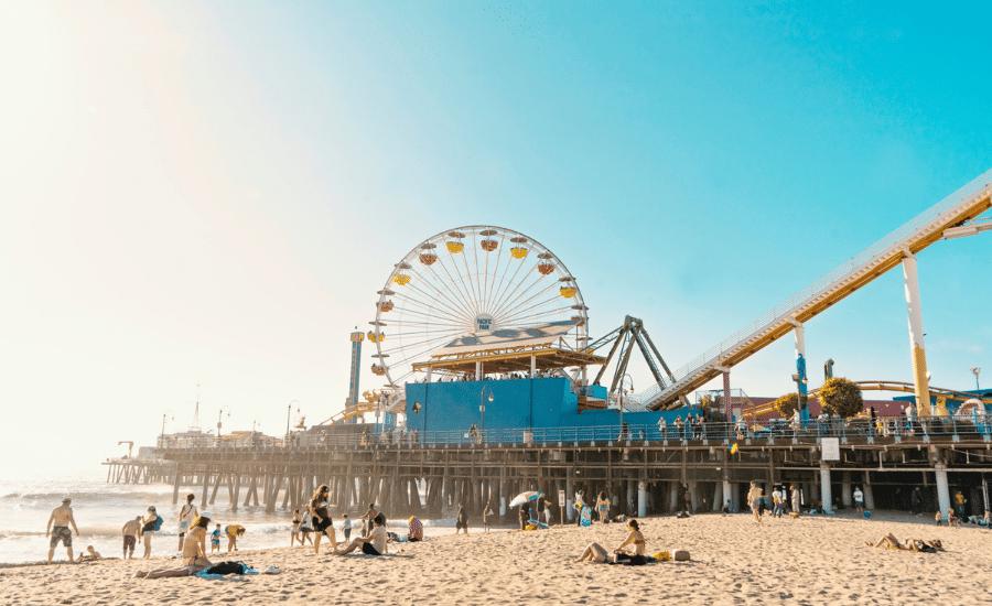 Los Ángeles - Santa Monica