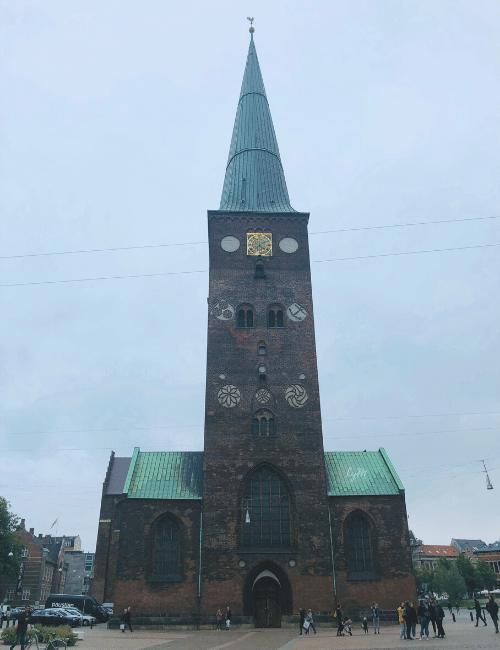 catedral Aarhus