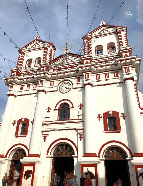 iglesia Guatape