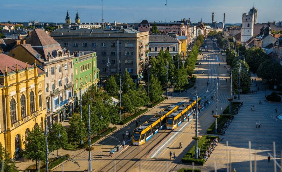 viajar a Debrecen