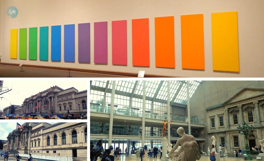 galeria MET Nueva York